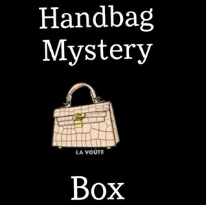 Handbags - 3-5 Item Handbag Mystery Box